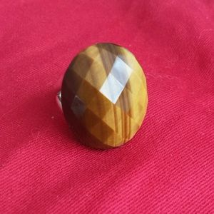 Jewelry - Tigers eye ring